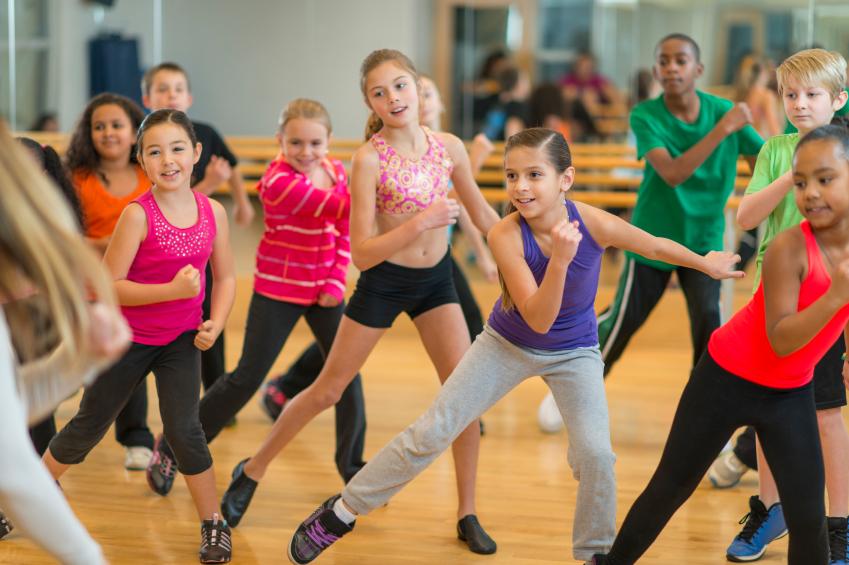 Kids Zumba, Dance Fitness